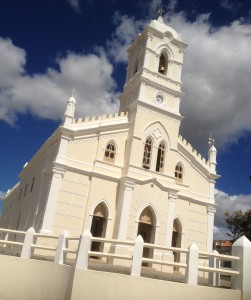 Bykyrkan i Bom Senor